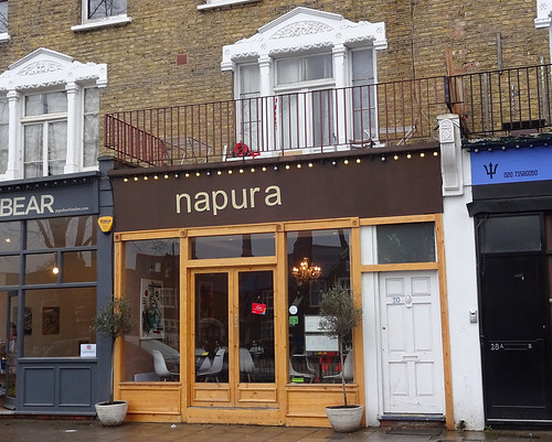 Napura, Nunhead, London SE15