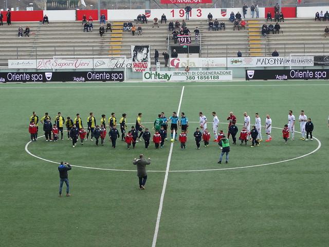Teramo - Santarcangelo 1-1