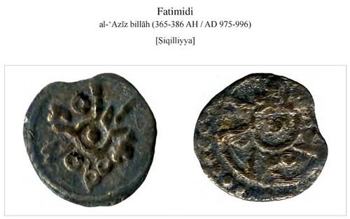 Fatimidi coin