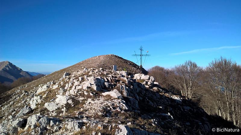 Sora - Serra Alta - Sentiero del brigante Chiavone