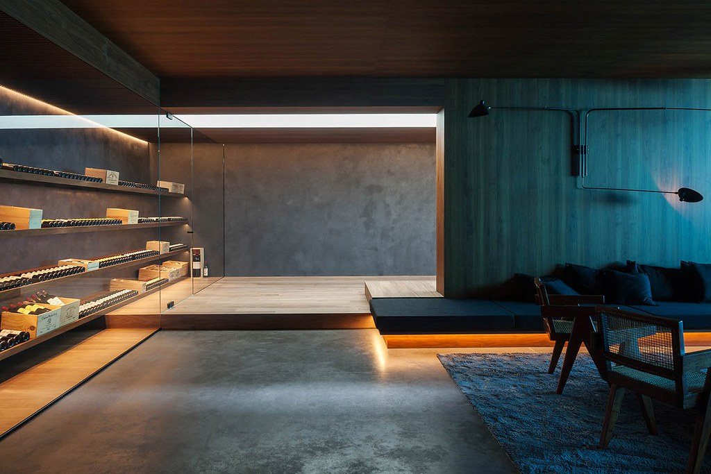 Bachelor pad design by Govaert & Vanhoutte Architects near Ghent Sundeno_05