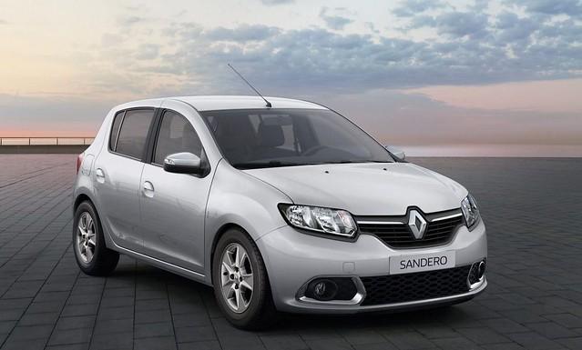 Renault Sandero 1
