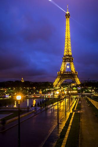 Eiffel Tower, bis