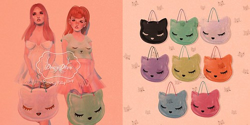 Gummy Kitty Bag @Kawaii Project June 15th ♥