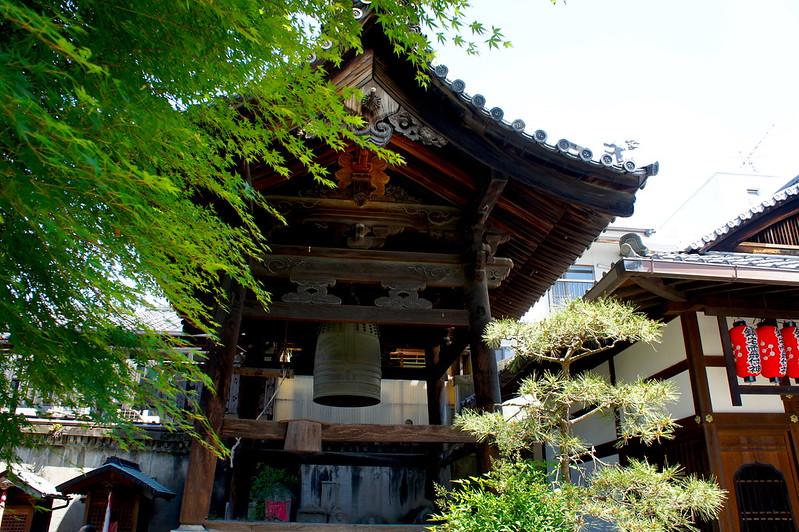 鐘楼/革堂 行願寺(Kodo, Gyogan-ji Temple / Kyoto City) 2015/05/11