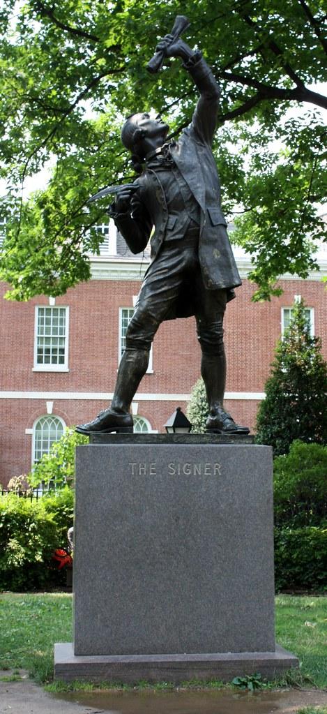 Philadelphia The Signer