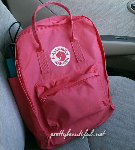 kanken backpack review