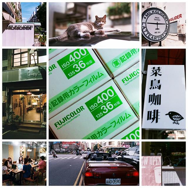 瘋底片 (二十)–Fujifilm SP400 業務紀錄用(三)