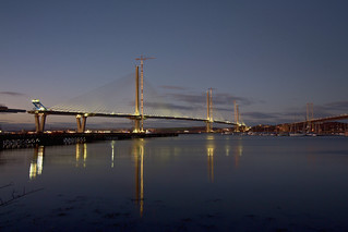 Queensferry Crossing and Forth Road Bridge G19 | by ian_woodhead1