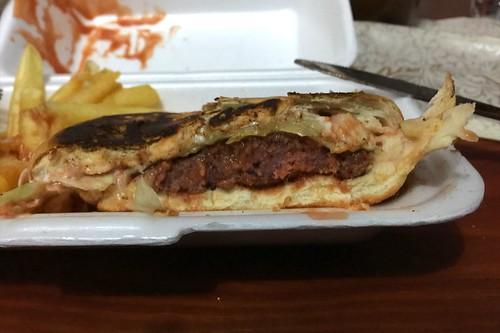 21 - Hamburger - Querschnitt