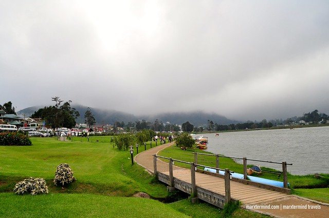 Lake Gregory Park at Nuwara Eliya