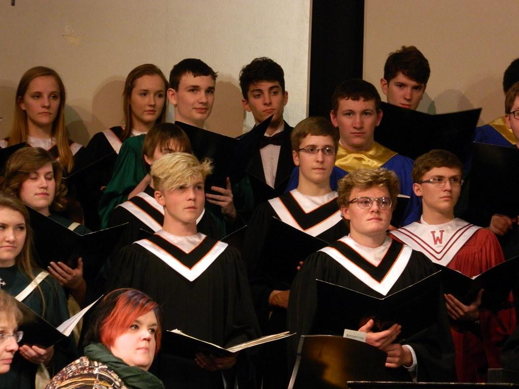 ECC Honors Choir