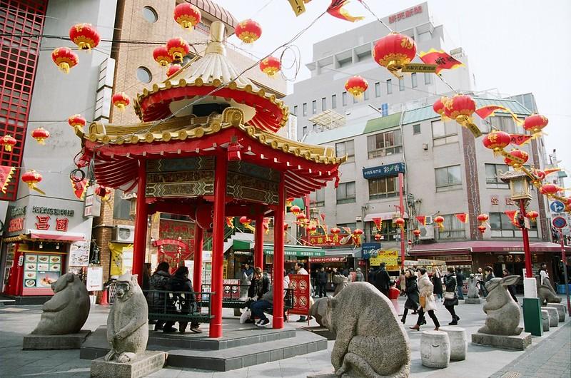 神戸中華街|南京町