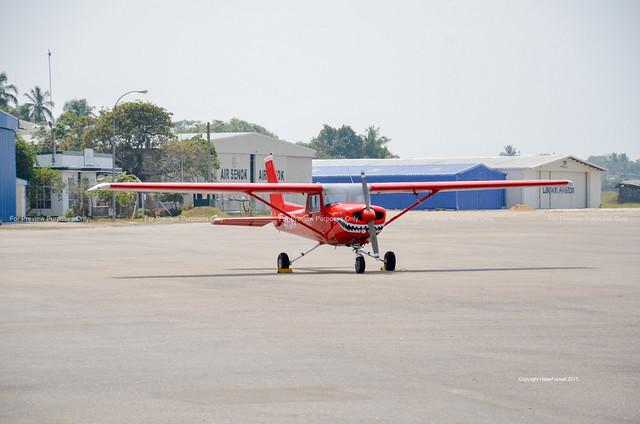 Cessna 152 II - 4R-DRA.