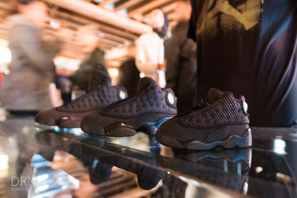 Jordan 13 Black Cat Release Party - 01.22.17