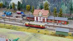 MECB #2: HSB 187 013-8 im Bahnhof Strassberg (Harz)
