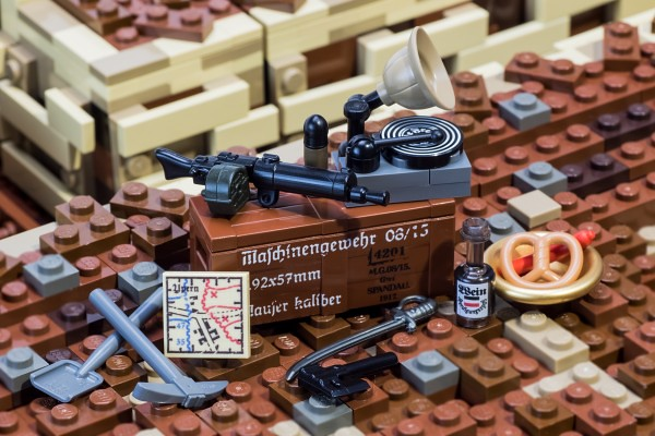 Great War Central Powers Crate - Custom Kit from Brickmania – Brick