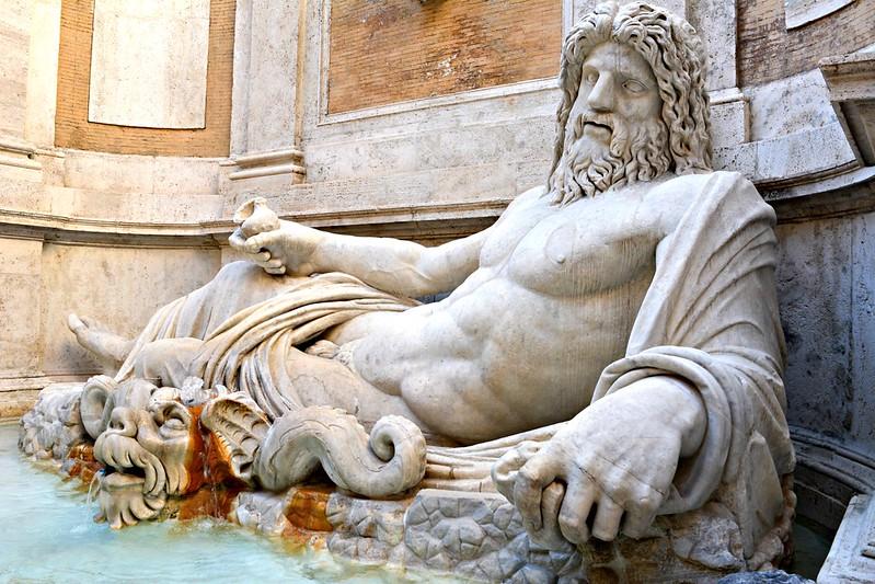 Museus Capitolinos - Roma