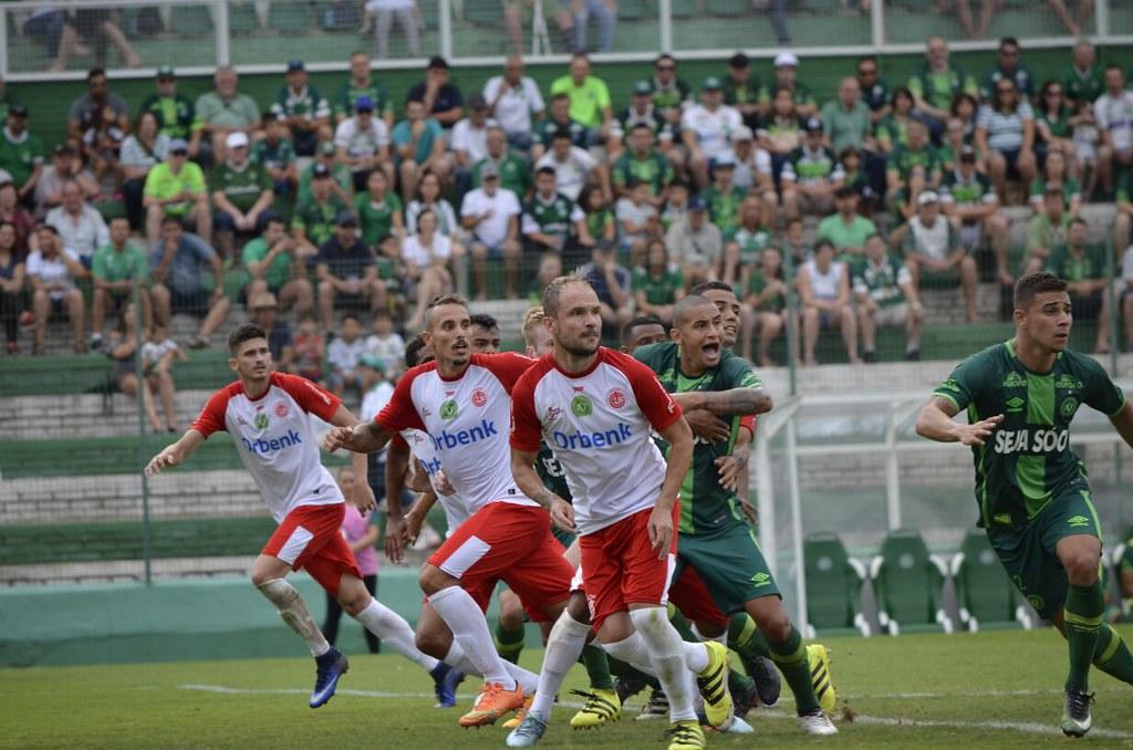 Campeonato Catarinense: Chape 2 x 1 Inter