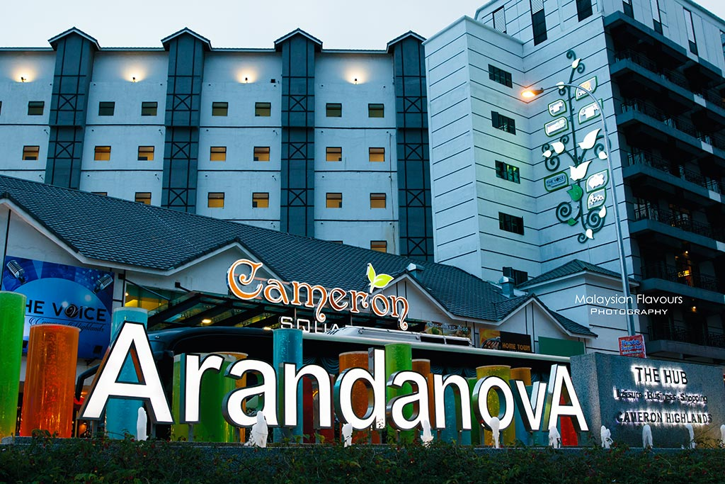 Nova Highlands Resort cameron highlands