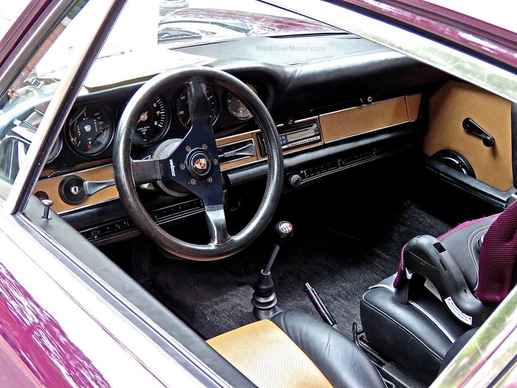 Purple Porsche 911E Scarsdale 4