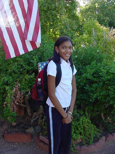 1st day of 6th grade | by nplove