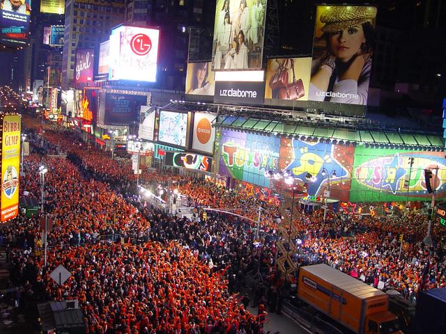 Nye Time Square