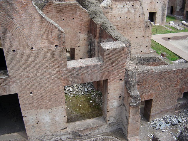 Palatine hill rome palatine hill by tjflex2 flickr for Argentinian cuisine palatine