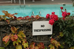 No Trespassing | by mezzoblue