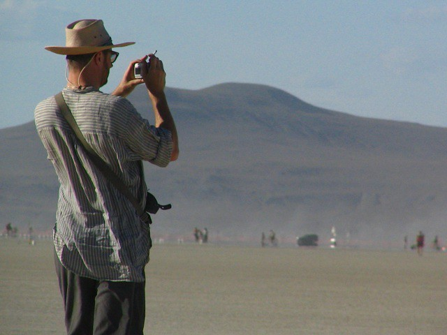 Nude Women Of Burning Man