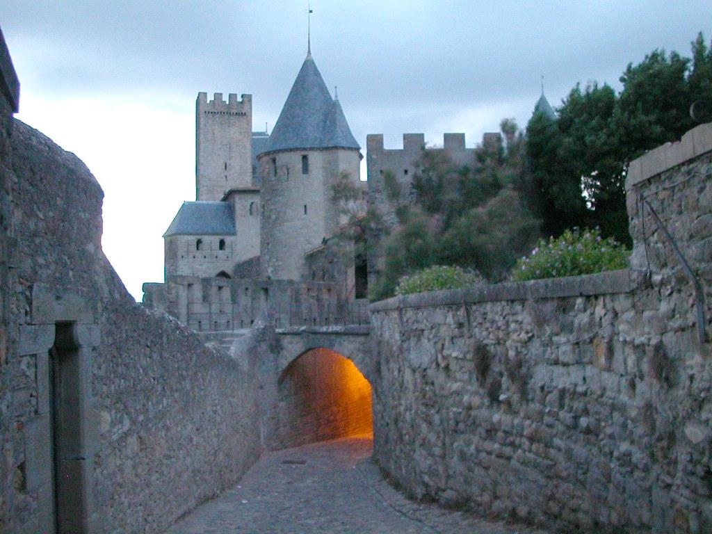 carcassonne cit carcassonne france karoly lorentey flickr. Black Bedroom Furniture Sets. Home Design Ideas