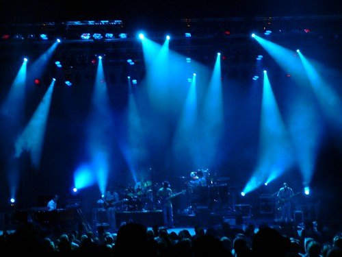 Umphrey's McGee @ Skyline Stage 2005 | by Justin Ward