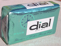 Dial Soap, 1960's