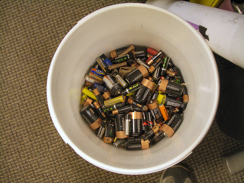 how to get rid of battery acid smell