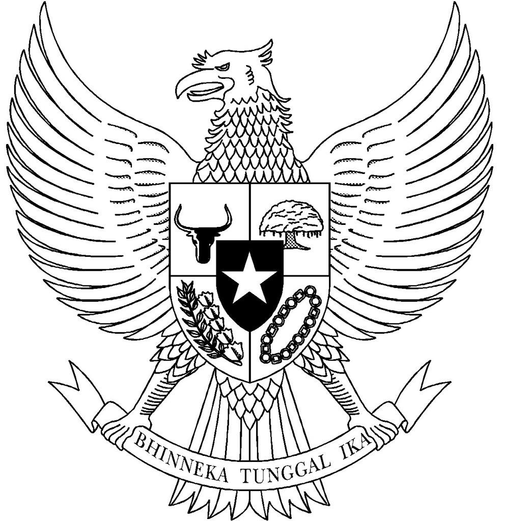 Garuda Pancasila Art Garuda Pancasila | by