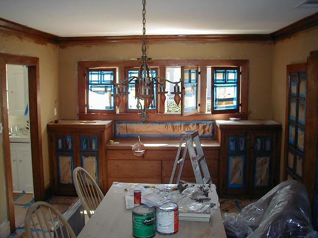 Tall Dining Room Cabinet