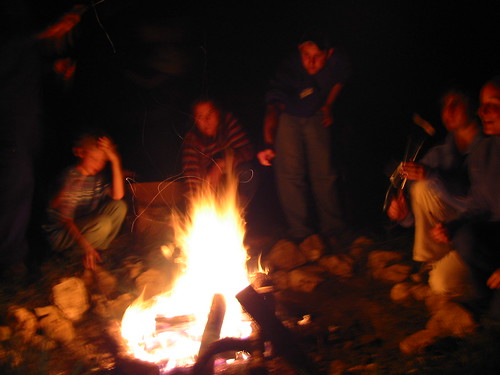 Another Campfire Shot | by Neil and Kathy Carey