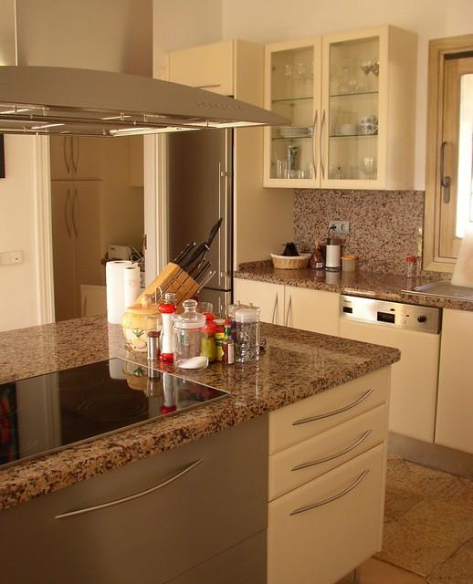 Ein blick in meine kueche zorra flickr for Como planificar mi cocina