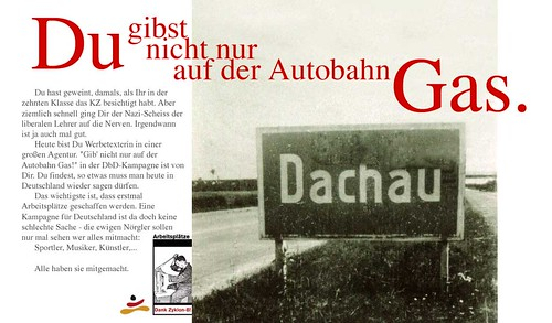 Du gibst Gas | by Grisi