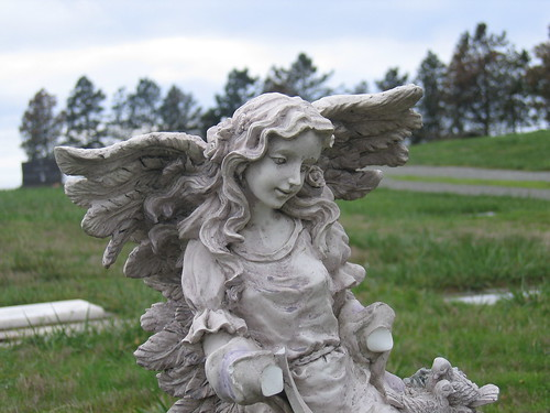 Broken angel | by Librarianguish