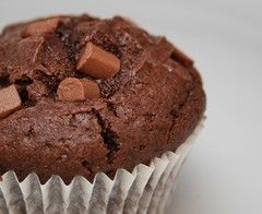 Chocolate Chip Muffins Step_5_READY TO EAT | by Sunshine Hanan