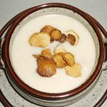 Jerusalem artichoke palestine soup