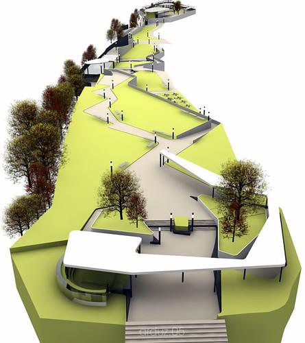 Laikacota metropolitan park design concept 01 laikacota for Conception plan 3d
