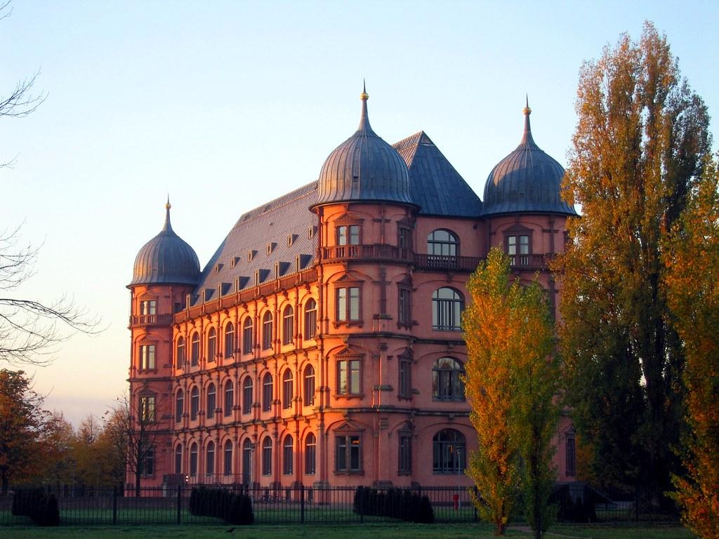 Schloss Gottesaue Karlsruhe