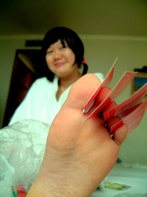 Asian girls feet pics