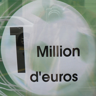 One million euros | by Claudecf