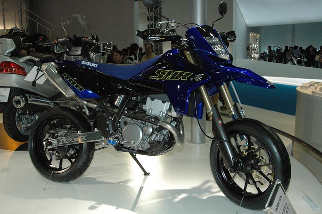 New Suzuki Drzuk