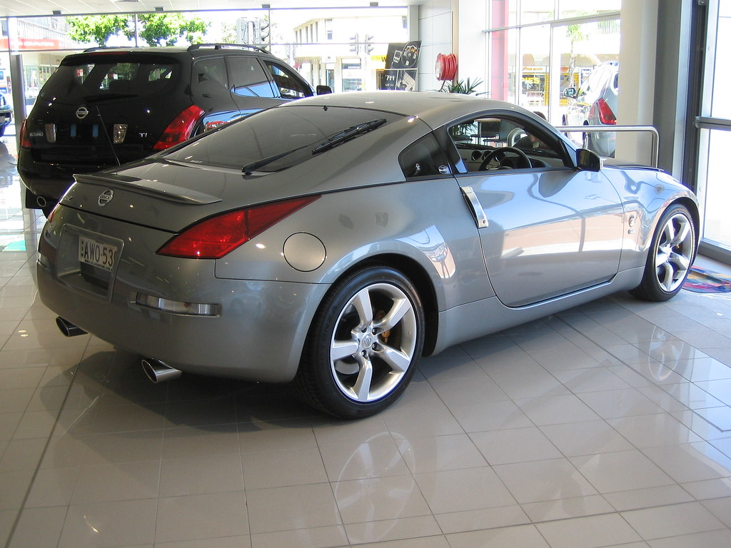2005 nissan 350z track coupe 3 5l v6 manual. Black Bedroom Furniture Sets. Home Design Ideas
