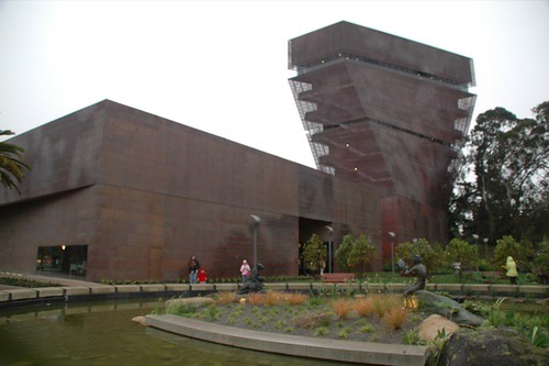 De Young Museum | by BitBoy