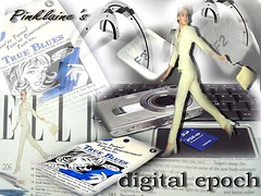 FASHION IN DIGITAL EPOCH | by Pinklaine
